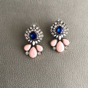 """Juliet"" Statement Earrings"
